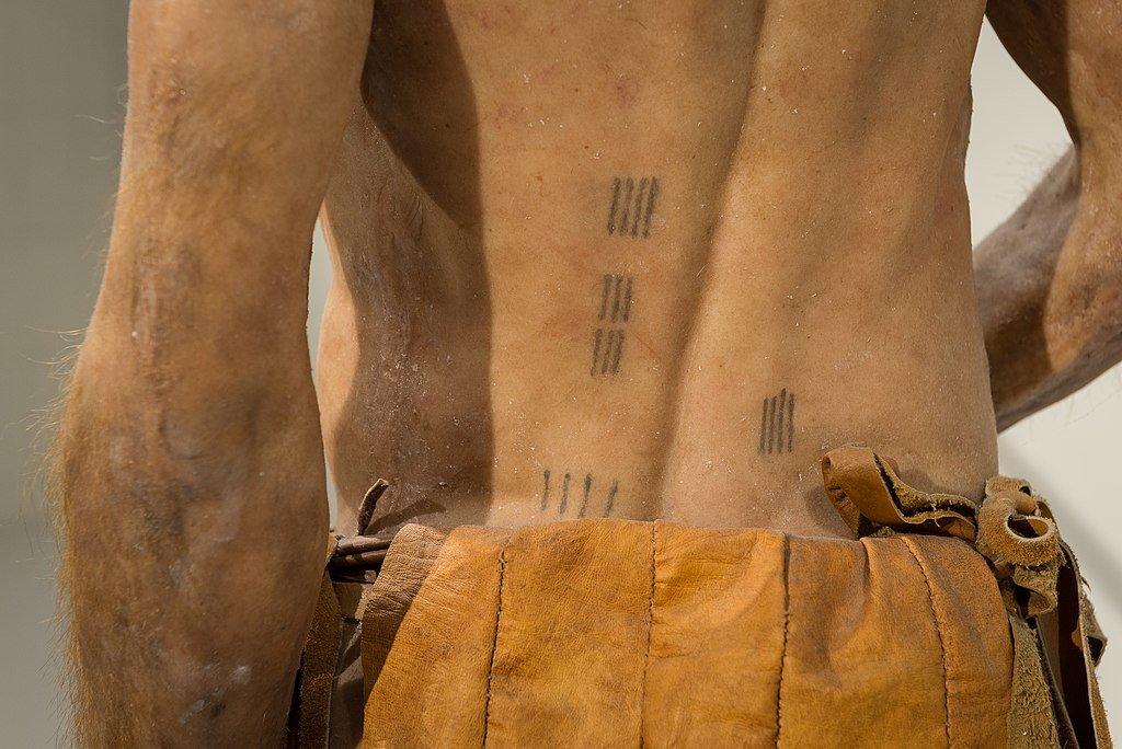 Otzi-tatuaggi